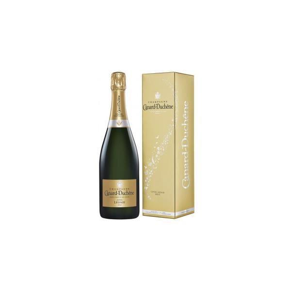 6x Canard-Duchêne Cuvée Léonie Etui - Champagne