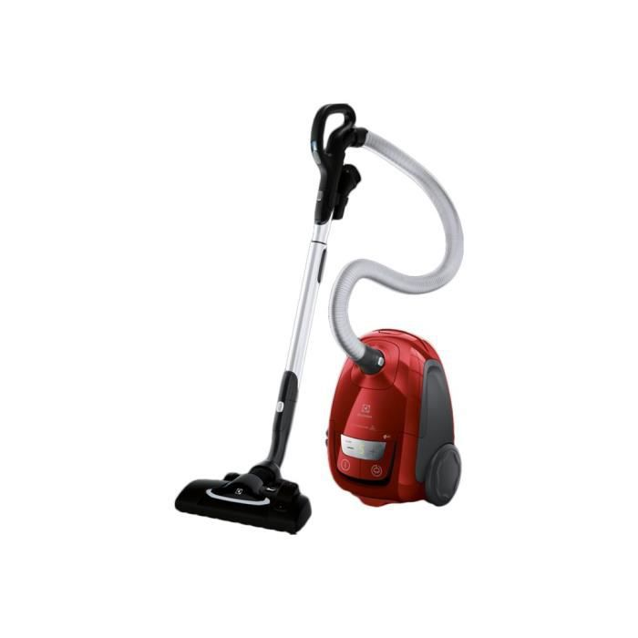 Electrolux UltraSilencer Zen EUS8ANIMAL Aspirateur traineau sac Rouge chilli