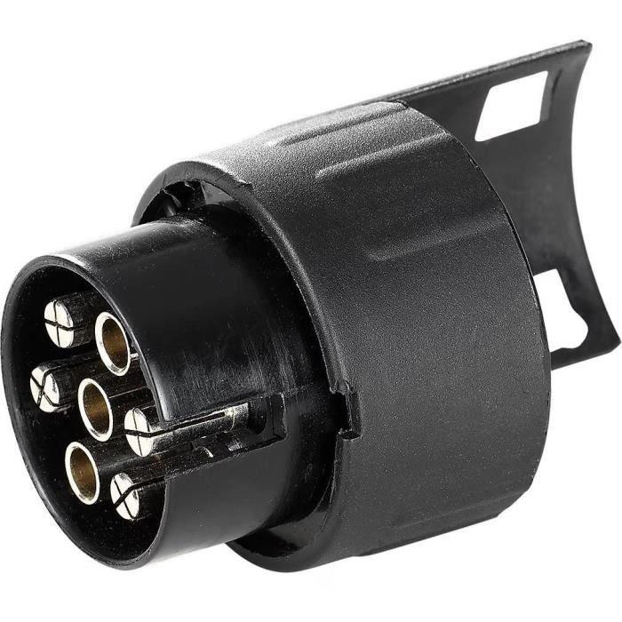 Thule Adapter 9906 Convertit la prise électrique 7 broches de la voiture en une prise 13 broches