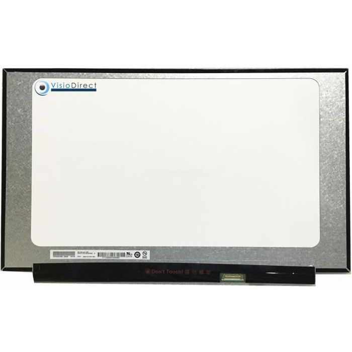 Dalle ecran 15.6- LED type N156HCE-EN1 REV.C2 1920X1080 30pin 350 mm sans fixation