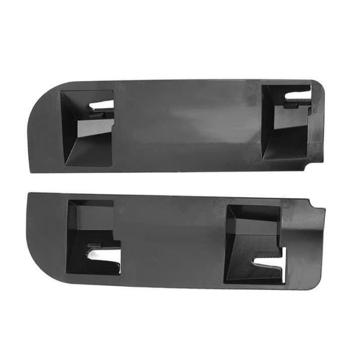 AC07308-EBTOOLS Clip de hayon cassé Kit de clip cassé de réparation de poignée de coffre de hayon 2 pièces pour Nissan Qashqai