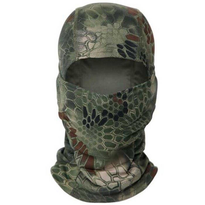 Jungle python-02 -Casquette de Camouflage militaire tactique pour hommes, chapeau de l'armée américaine, casquette seau de sport de