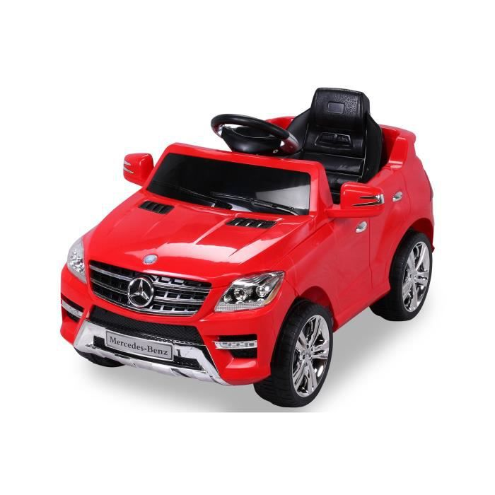 voiture lectrique enfant mercedes ml350 avec t l commande. Black Bedroom Furniture Sets. Home Design Ideas