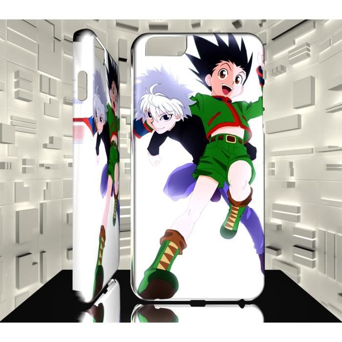 hunter x hunter coque iphone 6