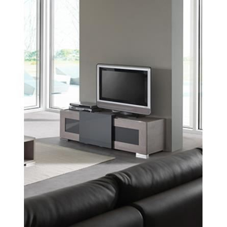 meuble tv couleur ch ne gris clair ou gris anthrac achat. Black Bedroom Furniture Sets. Home Design Ideas