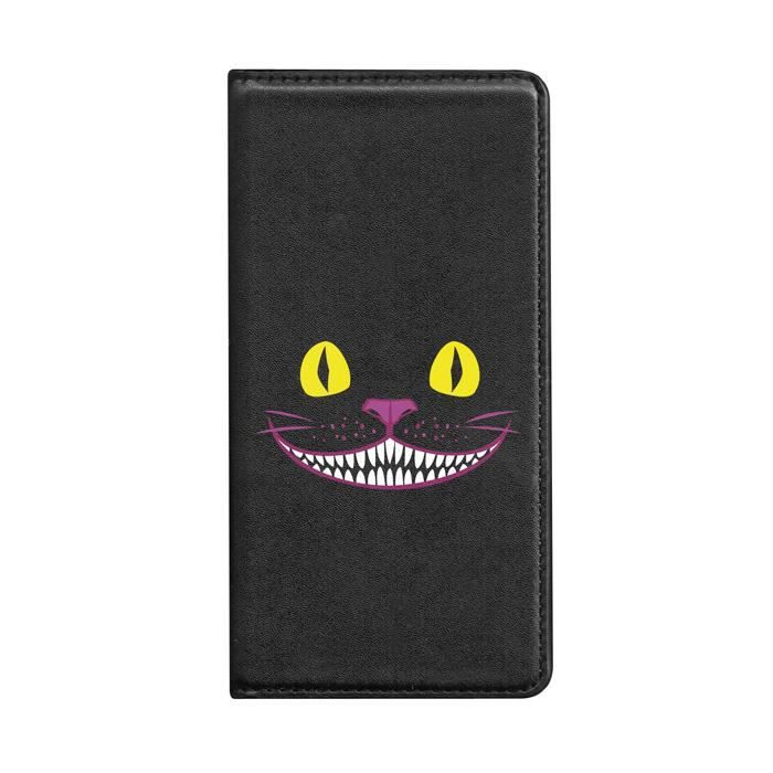 Etui portefeuille wiko lenny becool chat cheshire housse for Etui portefeuille lenny 2