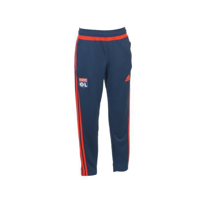 Pantalon De Survêtement Ol Pant Homme Lyon Foot Adidas Achat Vente Pantalon De Sport Soldes Sur Cdiscount Dès Le 20 Janvier Cdiscount