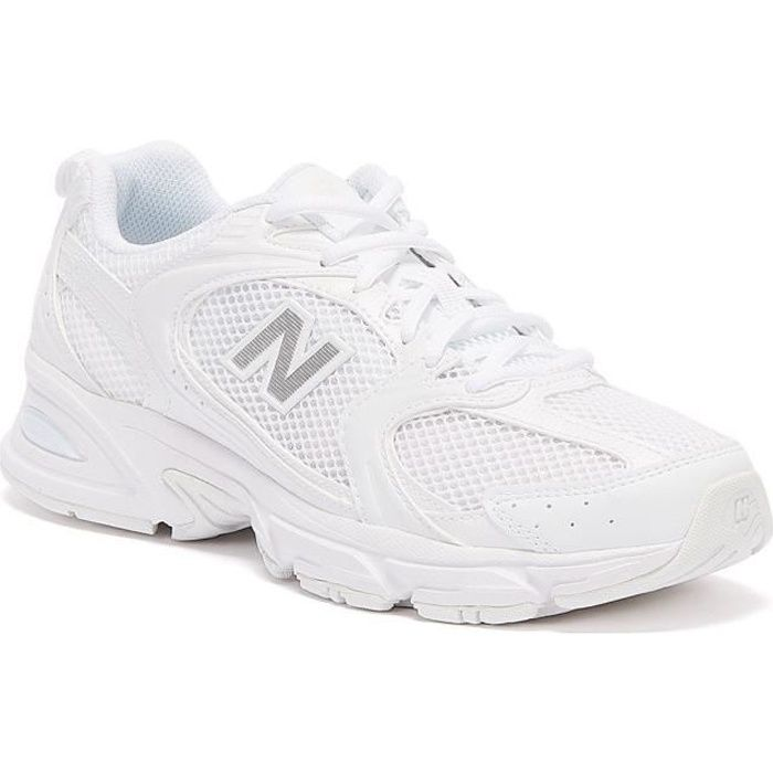 new balance blanche homme