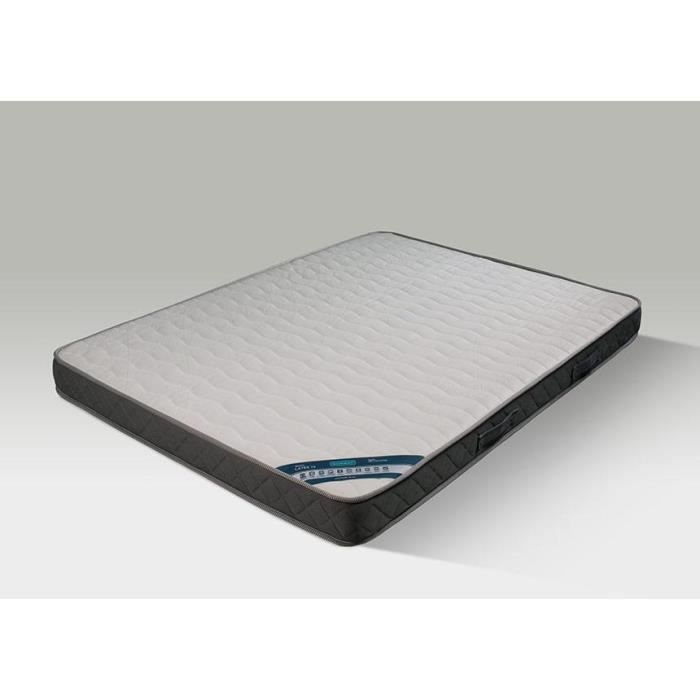 matelas latex 15 cm dimensions 160 x 200 achat vente matelas cdiscount. Black Bedroom Furniture Sets. Home Design Ideas