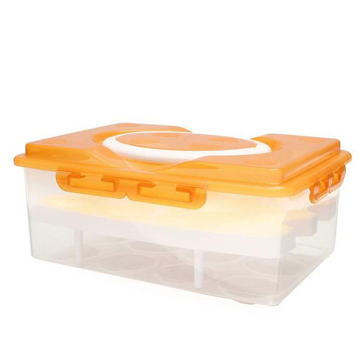 Boite Rangement Hermétique Cave réfrigérateur frigo rangement congélateur rack stockage