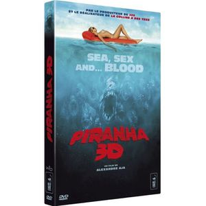 DVD FILM DVD Piranha 3d