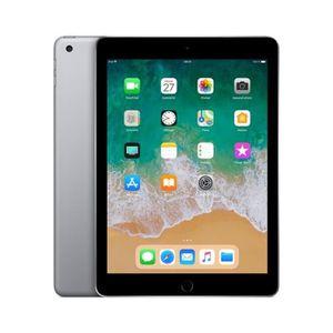 TABLETTE TACTILE Tablette tactile APPLE - iPad 2018 Gris - 32 Go -