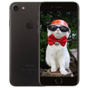 SMARTPHONE RECOND. APPLE iPhone 7 Noir 32 Go Reconditionné à Neuf