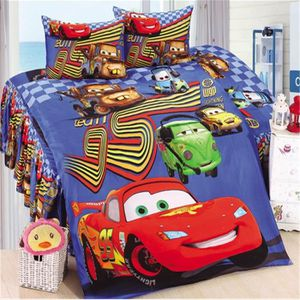 parure lit enfant cars achat vente parure lit enfant. Black Bedroom Furniture Sets. Home Design Ideas