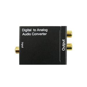 REPARTITEUR TV Toslink coaxial coaxial optique numérique-analogiq