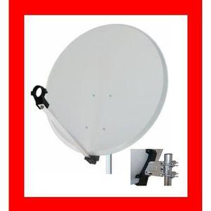 PARABOLE Antenne Parabole Satellite Diam 60 Cm (Canal Satel