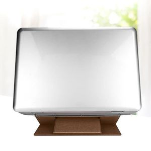 SUPPORT PC ET TABLETTE Support d'ordinateur portable ultraplat de tab