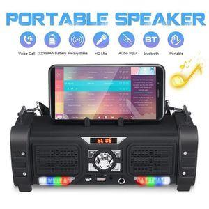 ENCEINTE NOMADE ss-33-NEUFU Enceinte Bluetooth Portable Haut-parle