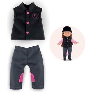 ACCESSOIRE POUPÉE Vêtement pour poupée ma Corolle : Ensemble d'équit