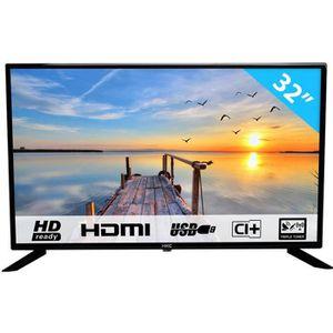Téléviseur LED HKC 32F1D LED TV (32 pouces HD DVB-T/T2/S/S2/C)