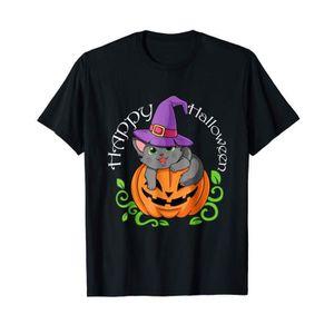 T-SHIRT T-shirt Halloween cadeau cadeau amusant pour chat