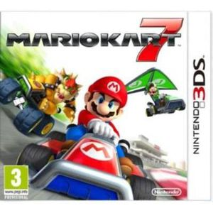 JEU 3DS Mario Kart 7 (Nintendo 3DS) [UK IMPORT]