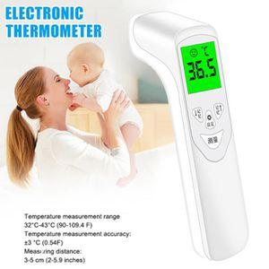 CK-T1501 Thermom/ètre frontal Thermom/ètre infrarouge pour adultes et nourrissons enfants ou surface cutan/ée mesure 1 seconde fonction m/émoire 1 PCS