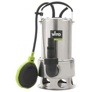 POMPE ARROSAGE Pompe d'évacuation VITO pour eaux chargées 550W -