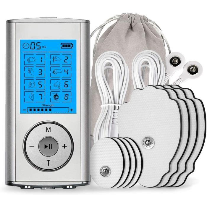 Electrostimulateur Tens, Masseur Electrique, Stimulateur Musculaire, Electrode, Electrostimulateur Musculaire Fessier, Musculat951