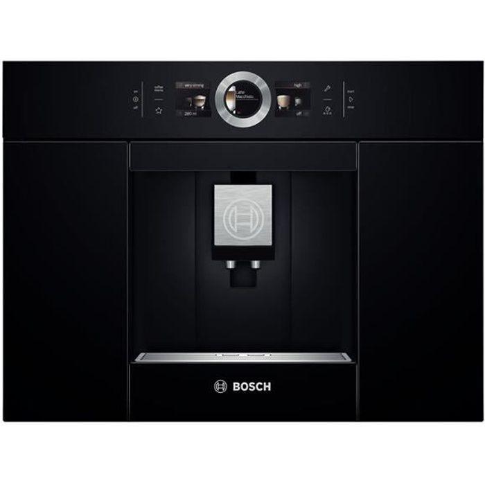 Machine à café intégrable BOSCH CTL636EB1