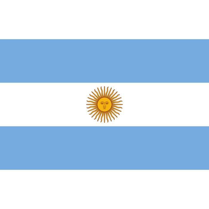 Poster Affiche Drapeau Argentine Argentina Football Sport Equipe National 42cm x 67cm
