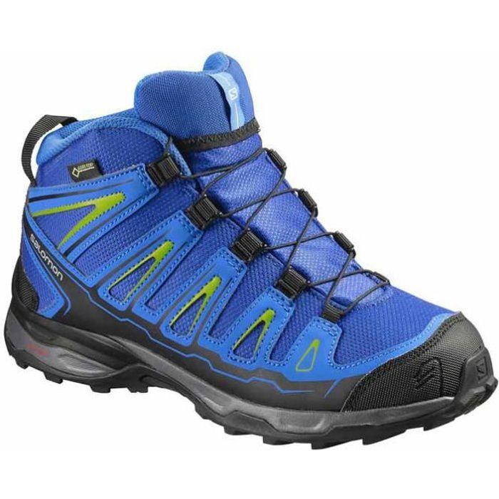 Chaussures enfant Randonnée Salomon X Ultra Mid Goretex
