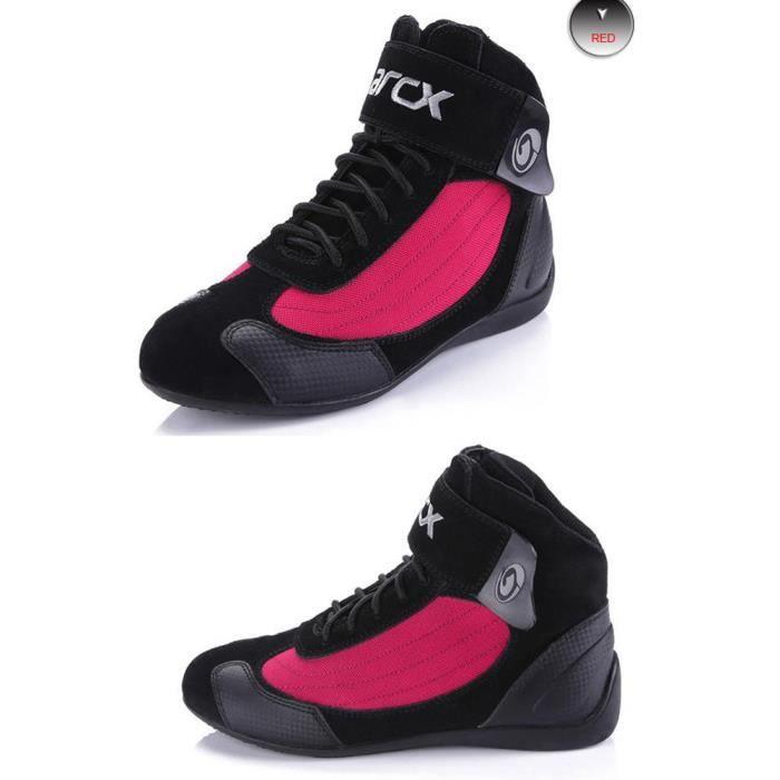 3 couleurs ARCX moto Bottes d'équitation X3