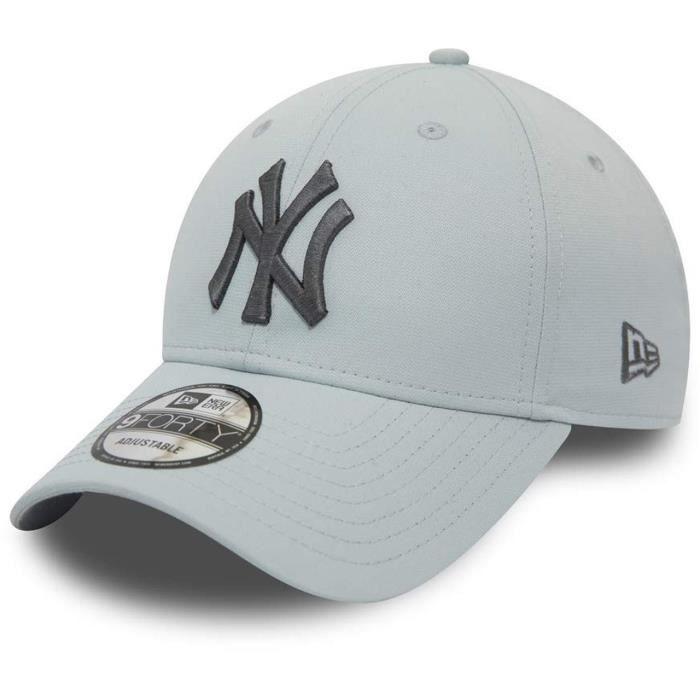 New Era 9Forty Cap - WATERMAGIC New York Yankees gris / camo