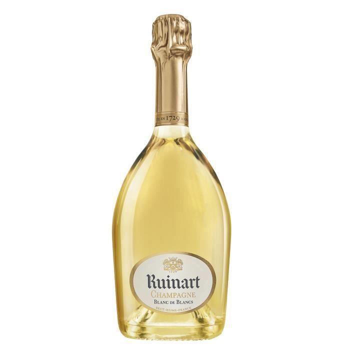 Champagne Ruinart Blanc de blans Brut - 75 cl