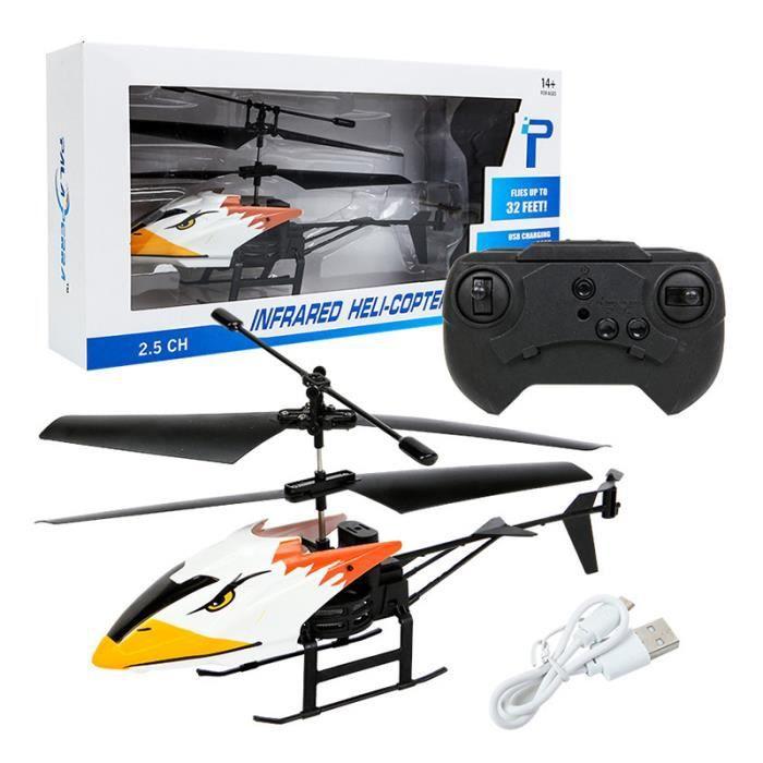Aircope à télécommande sans fil Aircraft Hélicoptère Toy Anti-Collision Enfants Plan Jouets