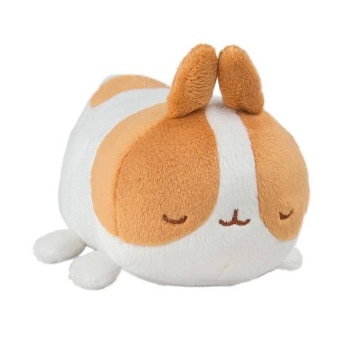 MOLANG Assortiment de mini peluches - 7 cm