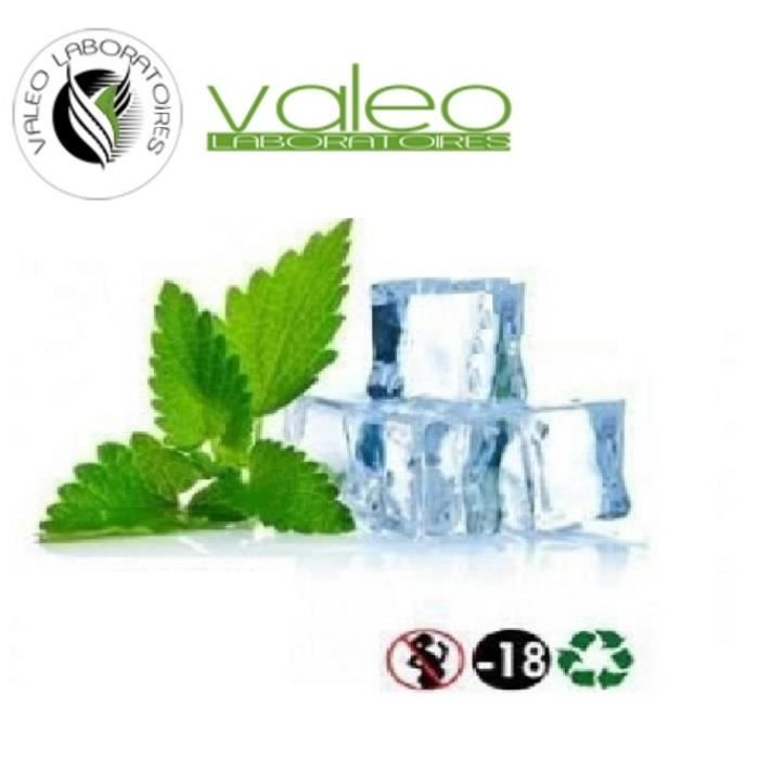 ELIQUIDE DOUBLE MENTHE 6mg 50 ml VALEO