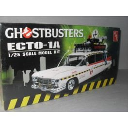 maquette monter ecto 1a ghostbusters achat vente voiture construire cdiscount. Black Bedroom Furniture Sets. Home Design Ideas