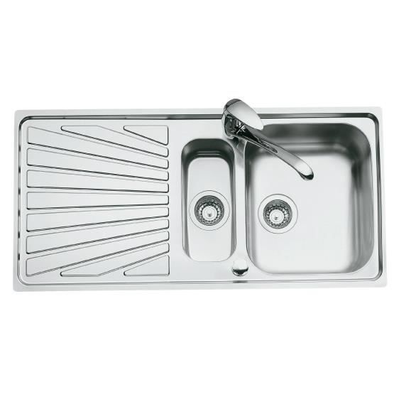 Evier cuisine inox nid d 39 abeille for Evier inox cuisine professionnelle