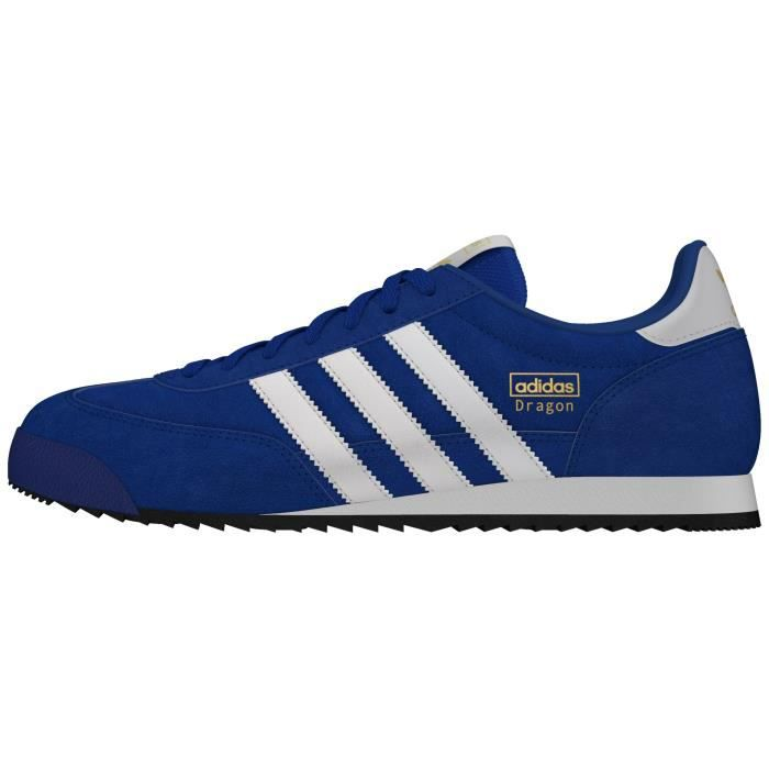 adidas dragon homme cdiscount