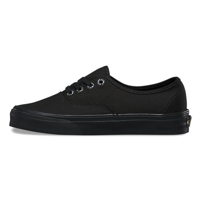 VANS AUTHENTIC (MULTI EYELETS) CHEETAH BLACK