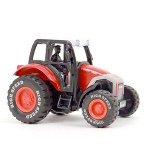 VOITURE - CAMION WONDERKIDS - Tracteur Métal