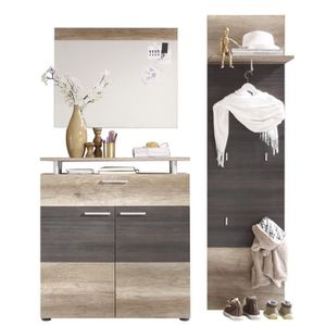 porte manteau miroir achat vente porte manteau miroir pas cher cdiscount. Black Bedroom Furniture Sets. Home Design Ideas