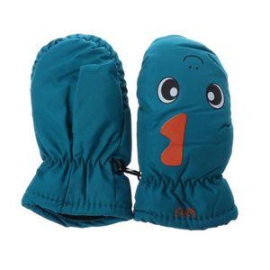 Affe Lot de 3 paires de gants pour b/éb/é fille gar/çon