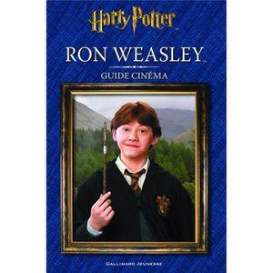 DOCUMENTAIRE ENFANT Livre - Harry Potter ; guide cinéma t.3 ; Ron Weas