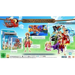 JEU PS3 One Piece Unlimited World Red Edition Collector