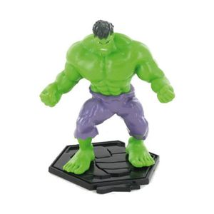 figurine hulk articulee et parlante marvel avengers. Black Bedroom Furniture Sets. Home Design Ideas