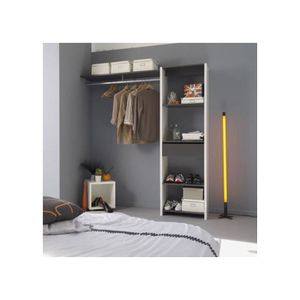 kit penderie placard achat vente kit penderie placard. Black Bedroom Furniture Sets. Home Design Ideas