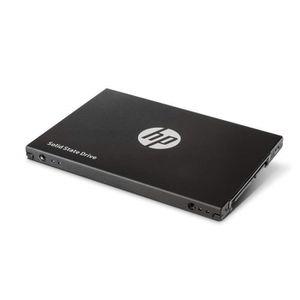 DISQUE DUR EXTERNE HP Disque SSD Interne - 250Go - S700 SATA III 3D 5